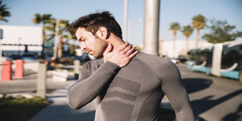 آسیب های ورزشی به گردن