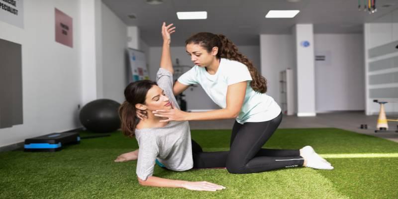 برخورد درمانی با آسیبهای ورزشی