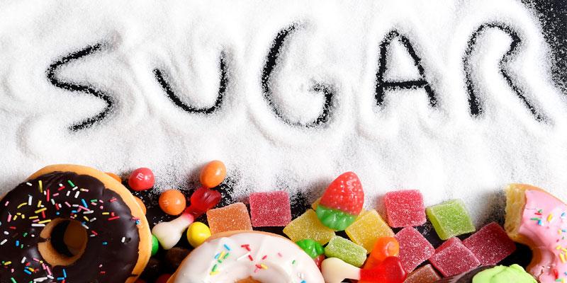 تاثیر شکر برمغز