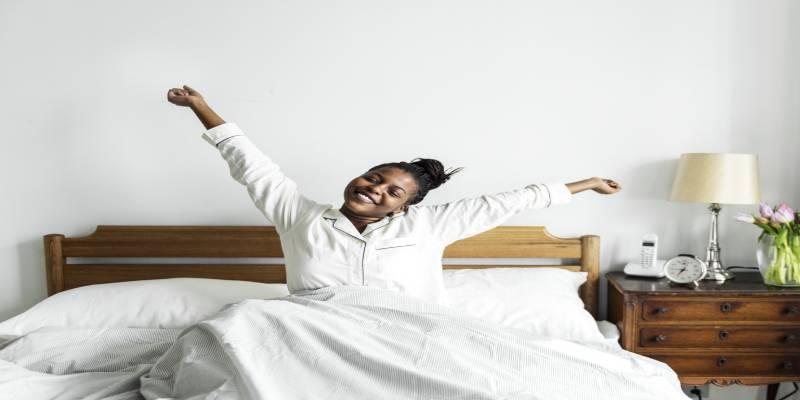 تاثیر خواب کافی بر کاهش وزن و نمایان شدن عضلات شکم