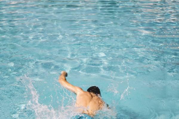 تاثیر شنا بر افسردگی