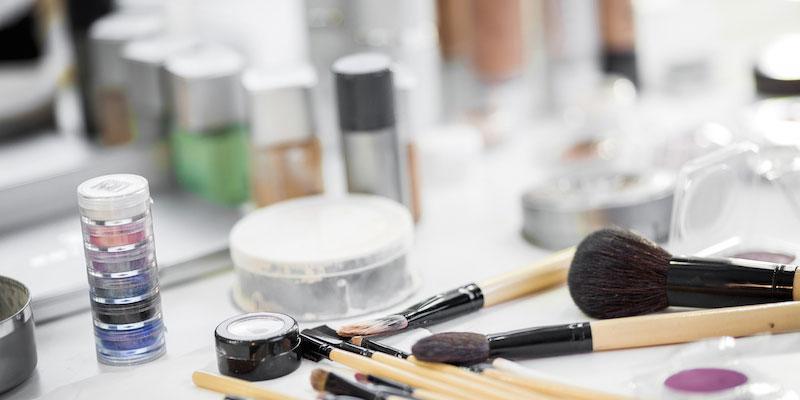 تشخیص لوازم آرایشی مرغوب