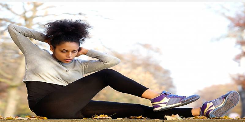 تمرینات شکم ورزش بلامانع دوران پریود