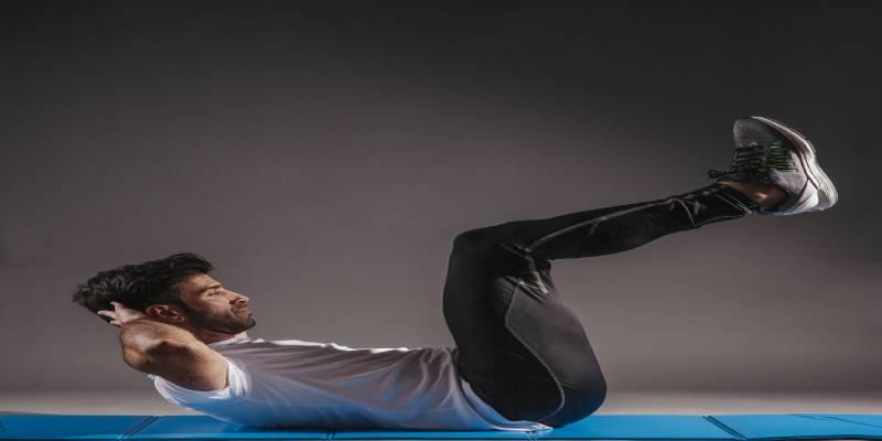 تمرینات مفید برای عضلات شکم
