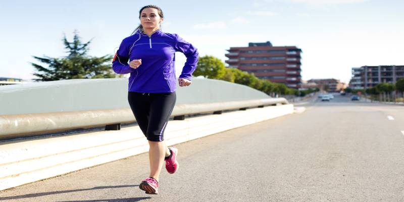 دوی آرام بهترین ورزش دوران پریود و قاعدگی