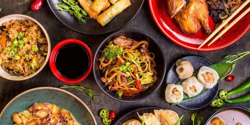 رژیم غذایی آسیایی