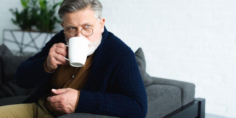 طول عمر با قهوه