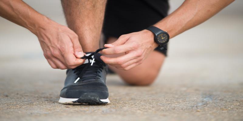 مشخصات کفش ورزشی مناسب