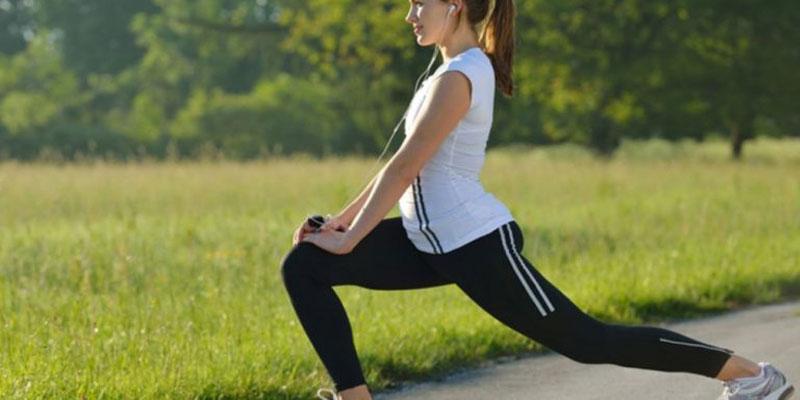 ورزش منظم در درمان نفخ