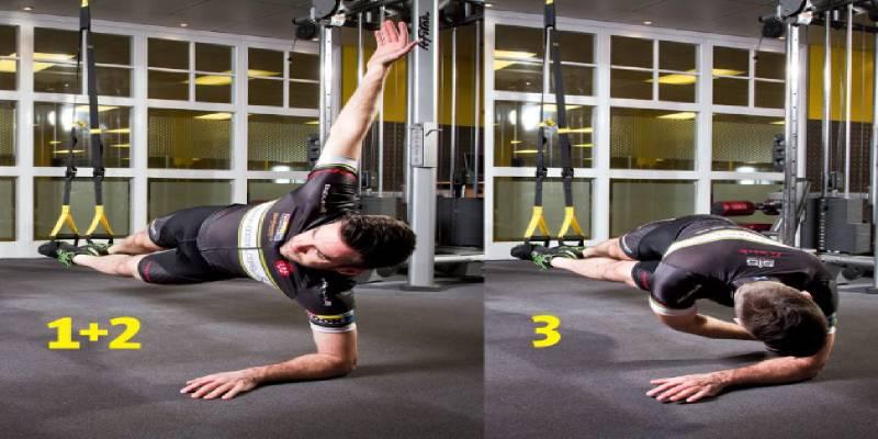 ویژگی های تمرینات TRX (2)