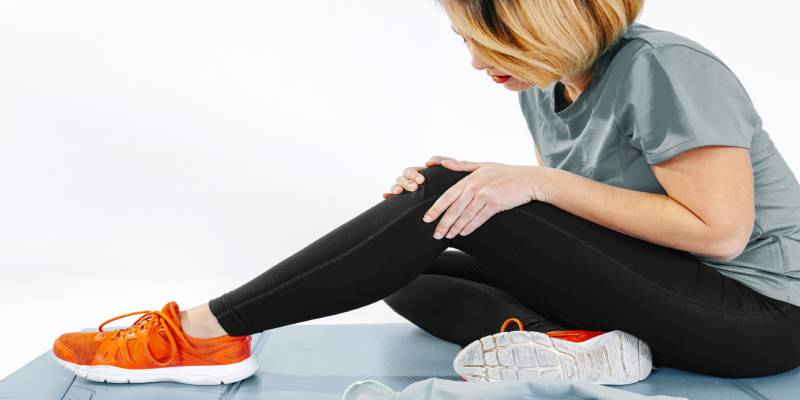 کشیدگی و پارگی های عضلات و رباطها