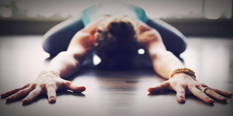 یوگا تضمینی برای افزایش انعطاف پذیری