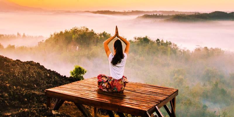 یوگا یعنی کاهش استرس و افزایش آرامش