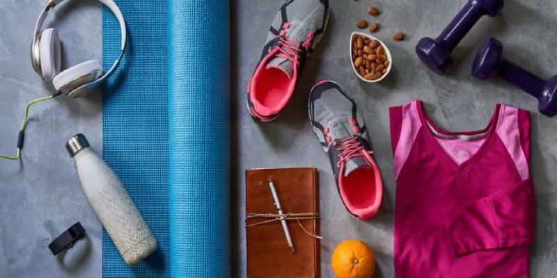 برای خود لباس و تجهیزات ورزشی زیبا بخرید