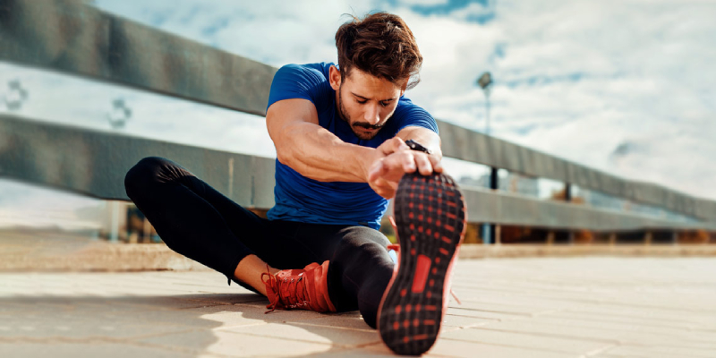 تمرین عضلات همسترینگ (عضلات پشت پا)