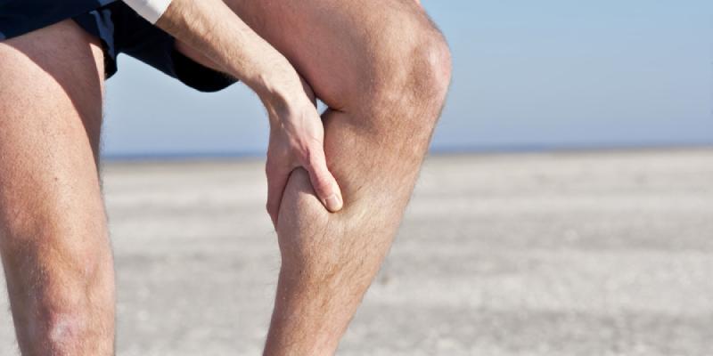 سرد کردن بدن برای کاهش درد عضلات