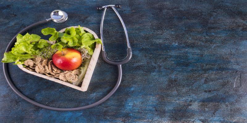 غذا در بیماری قلبی