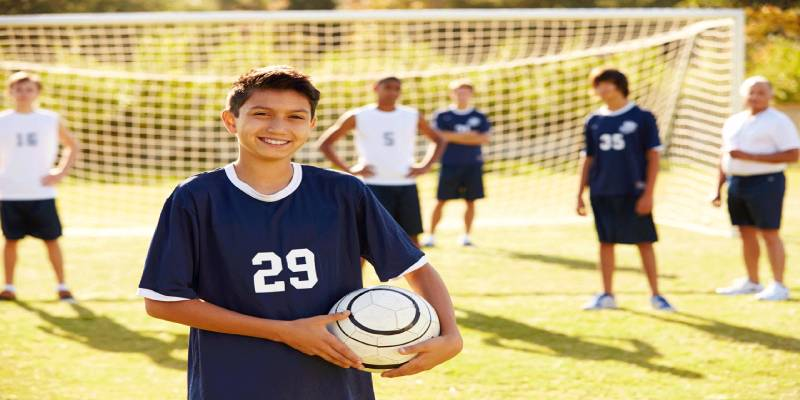 فوائد ورزش برای قلب نوجوانان