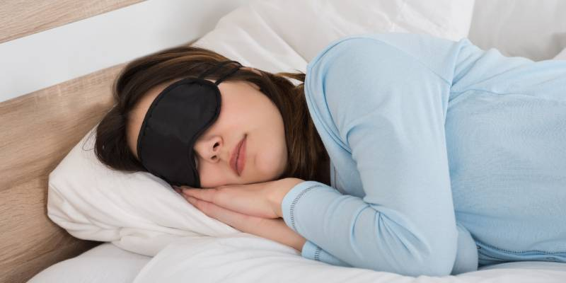 ورزش درمان بی خوابی
