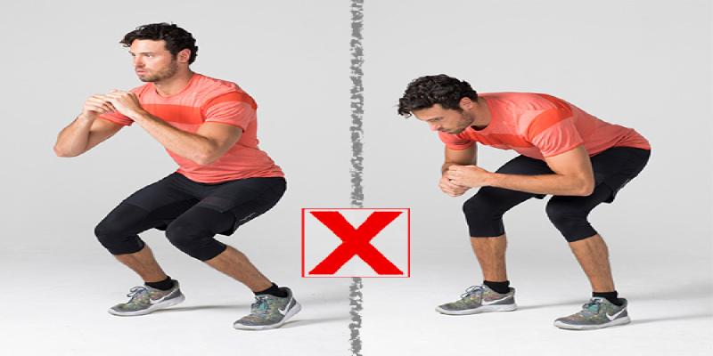 ورزش_های مضر برای زانو