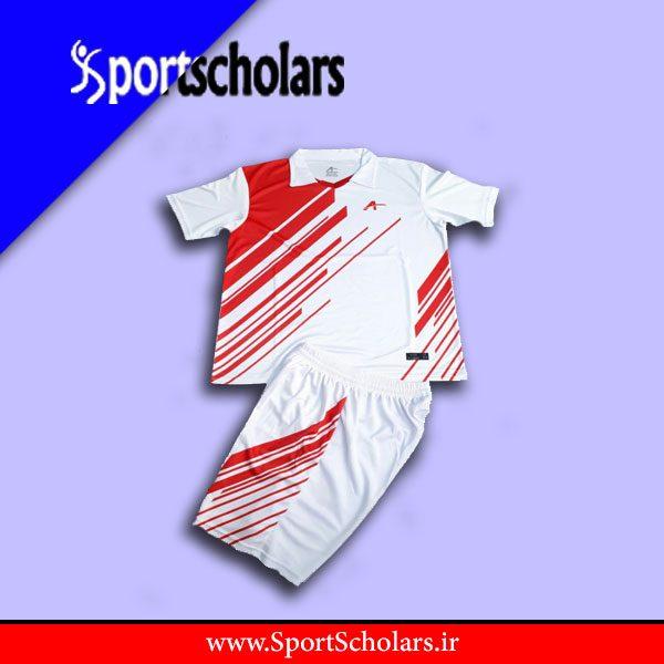 پیراهن شورت ورزشی سابلی مدل هاشور