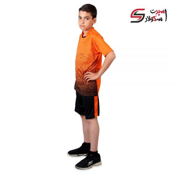 پیراهن شورت ورزشی مدل سابلی برفکی 1