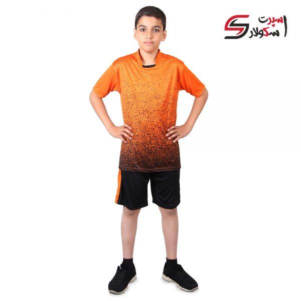 پیراهن شورت ورزشی مدل سابلی برفکی