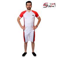 پیراهن شورت ورزشی مدل ساده