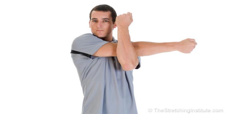 کشیدن آرنج