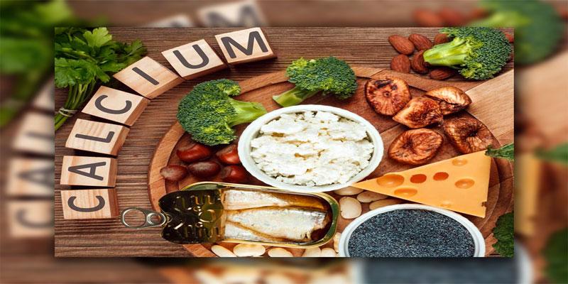 خوراکی-های-سرشار-از-کلسیم