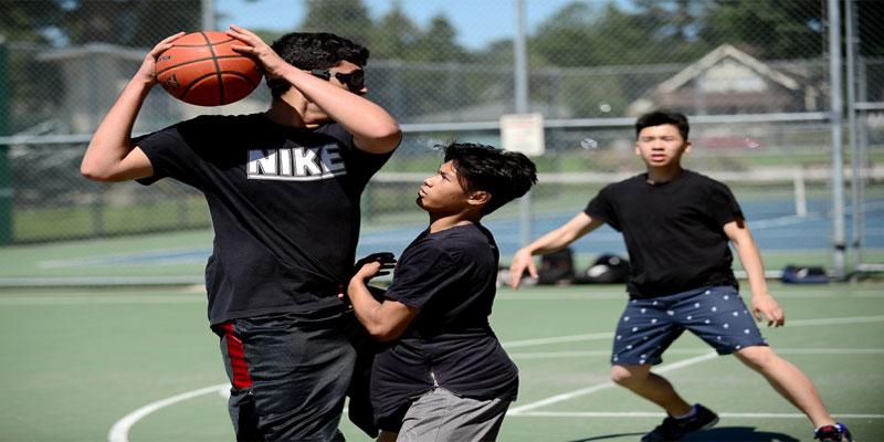 بازی-بسکتبال