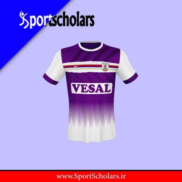پیراهن ورزشی مدل EL 39