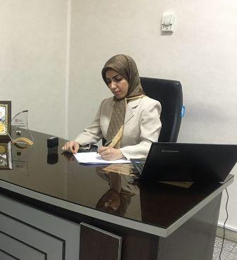 دکتر اسراء تاجیک