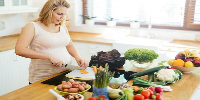رژیم-غذایی-دوران-بارداری-؛-افزایش-وزن-سالم-در-طول-بارداری