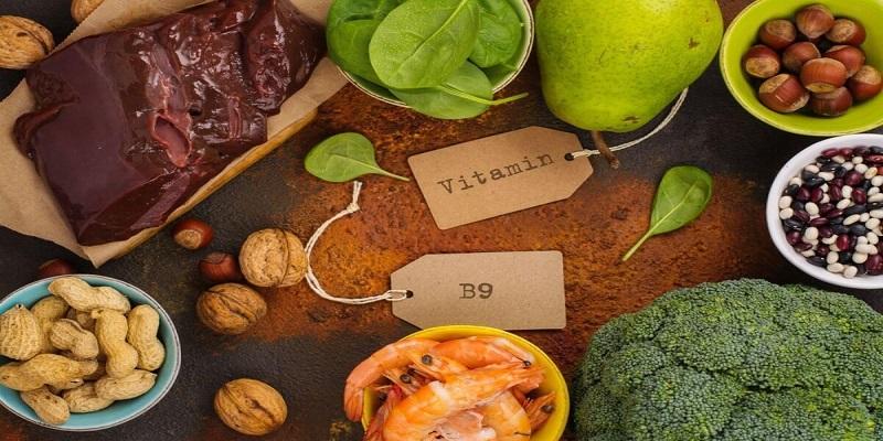 مواد-غذایی-دارای-اسید-فولیک-در-رژیم-غذایی-دوران-بارداری